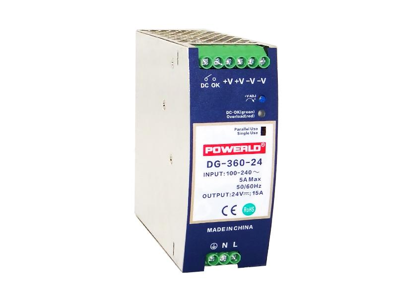 DG-360-X Din rail power supply