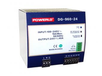 DG-960-X Din rail power supply